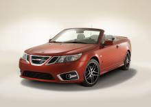 Saab 9-3 Cabriolet Independence Edition.