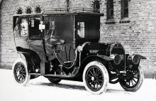 Med litet tur kan man hitta resterna av denna 1911 års Scania FP på en skrot i Ural-bergen ty det var dit den såldes som ny. Cylindervolym: 6,9 l.
