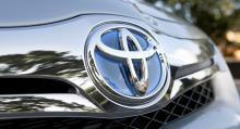 Toyota återkallar 2,2 miljoner bilar
