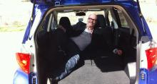 Vi Bilägares Tommy Wahlström i Toyota Verso-S.
