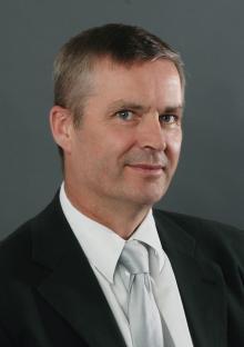 Ulf Svahn, vd för Svenska Petroleuminstitutet.