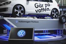 Volkswagen Pontoon.