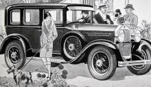 1929 års Willys-bilar var förväxlingsbart lika nästan alla andra USA-bilar från tiden, men slidmotorn var Willys ensam om.