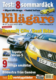 Vi Bilägare 4/2011 – nytt nummer ute
