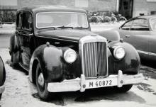 En TA21 gick som vinterbil i Malmö kring mitten av 60-talet. Den kändes riktigt ålderdomlig redan då, bara tio år gammal!