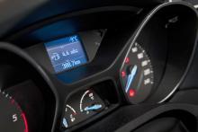 Ford C-Max är långtestets hittills snålaste bil. Men den faktiska bränsleåtgången var drygt nio procent högre än de 4,4 l/100 km som färddatorn visade.