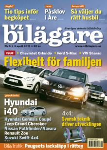 Vi Bilägare 5/2011 – nytt nummer ute