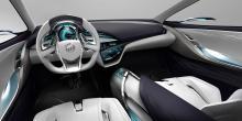 Buick Envision SUV Concept.