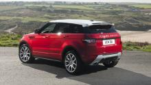 Range Rover Evoque, 5 dörrar, Dynamic.