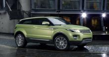 Range Rover Evoque, 3 dörrar, Prestige.