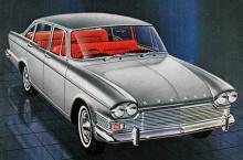 Humber Imperial och Super Snipe tillverkades åren 1965–67 i totalt 4055 exemplar.