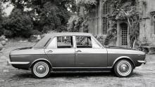 Åren 1968–76 byggdes Sceptre med detta utseende. Egentligen var det en Hillman.