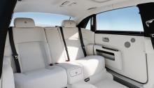 Rolls-Royce Extended Wheelbase.