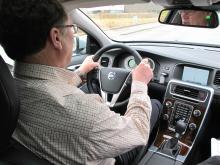 Volvo V60 Drive.