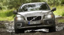 Volvo XC70.