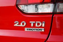 Volkswagen Passat 4Motion.