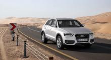 Audi Q3, Sverigepremiär i oktober.