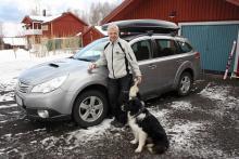 Lennart Källström i Ludvika har faktiskt ett par kritiska synpunkter på Subaru.