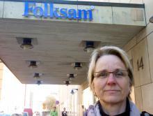 Sigrun Malm, säkerhetsforskare hos Folksam, tvekar inte att säga att Sverige är outstanding när det gäller säkerhet i bil för de yngsta barnen.