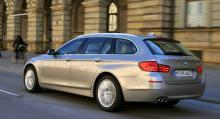BMW 5-serie Touring.