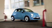 Vi Bilägare provkör Fiat 500 TwinAir i nummer 8/2011, i butik 24 maj.