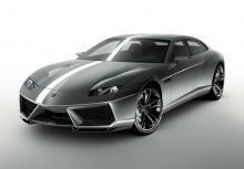 Lamborghini Estoque.