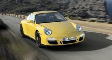 Porsche Carrera 4 GTS Coupé.
