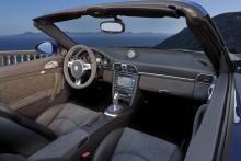 Porsche Carrera 4 GTS Cabriolet.