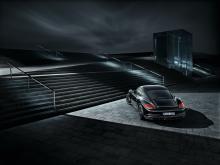 Porsche Cayman S Black Edition.