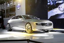 Volvo Concept Universe.