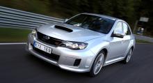 Subaru STI Racing.