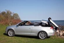 Provkörning: Volkswagen Eos (2011)