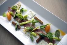 50 kvadrat är en av öns bästa restauranger. I köket använder man mest lokala råvaror från hela Gotland.