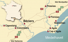 Franska rivieran till budgetpris