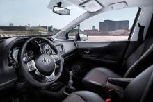 Nya Toyota Yaris.