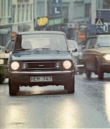 DAF på plats tio 1975.