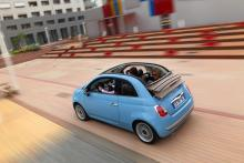 Fiat 500C 1,2.