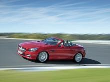 Mercedes SLK 200 BlueEfficiency.
