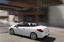 Peugeot 308 CC 1,6 Turbo.