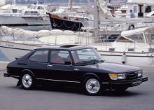 Saab 900 - tvåa 1980.