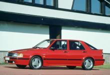 Saab 9000 - tvåa 1990.