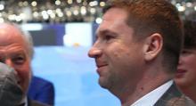 Vladimir Antonov, rysk affärsman som vill investera i Saab.