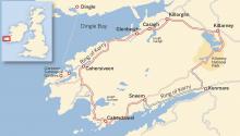 Karta: Ring of Kerry