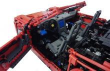 Porsche 911 i Lego.
