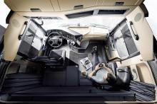 Ny upplaga av Mercedes Actros