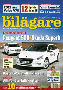 Vi Bilägare nummer 10/2011.