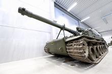 Den svenska Artillerikanonvagnen  kunde även skjuta iväg kärnstridsspetsar men det är osäkert om hur seriösa de planerna var.