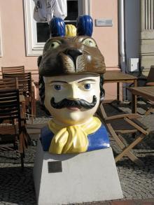 Alte Schwede Symbol.