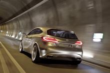 Mercedes koncept A-klass.