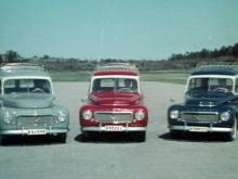 Volvo Duett.